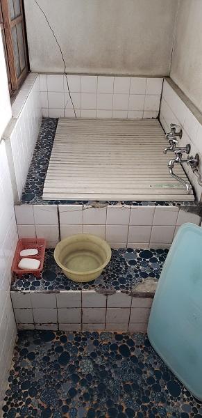 浴室施工前3