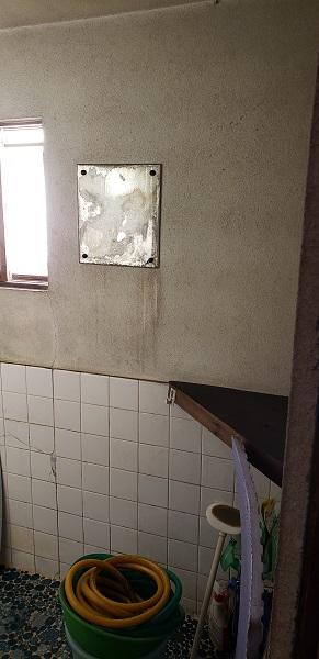 浴室施工前5
