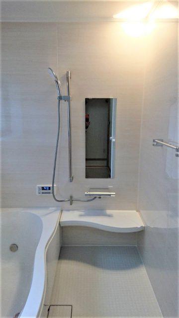 たつの市 浴室・脱衣場リフォーム工事