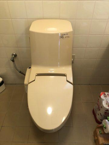 トイレの油もれ 交換 姫路
