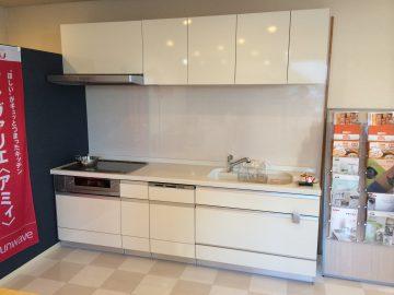 白いキッチン