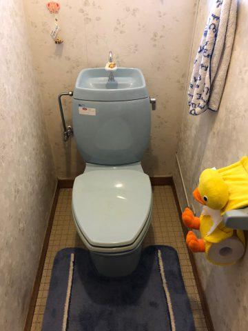 カスカディーナからトイレ交換 姫路