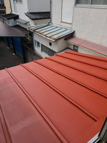 屋根塗装 錆止め 修理 姫路