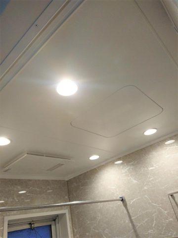 姫路市 浴室・脱衣場リフォーム工事