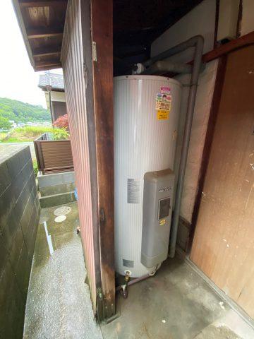 三菱エコキュート温水器