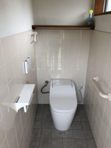 太子町 トイレ工事