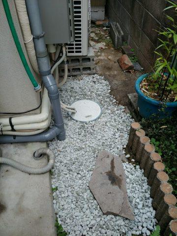 姫路市 汚水マス入替え工事