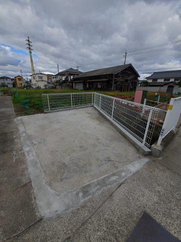 姫路市 フェンス工事