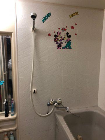 風呂の蛇口の取替 姫路