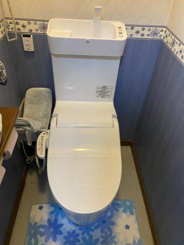 太子町 トイレ取替工事