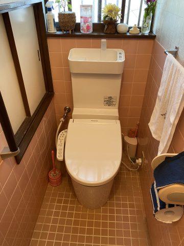 高砂市 トイレ取替