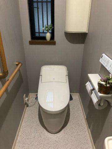 姫路市 トイレまるごとリフォーム