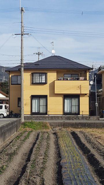 赤穂市 外壁・屋根塗装工事