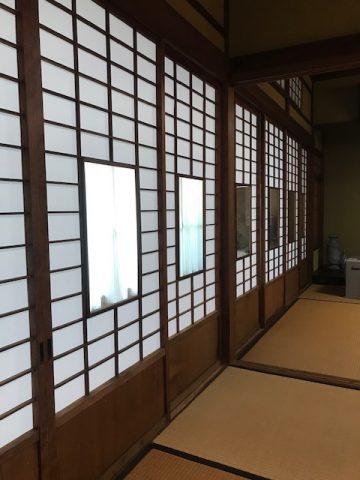 姫路市 年内にきれいにしたかった障子