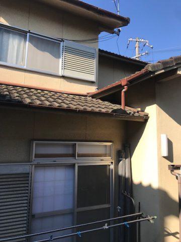姫路市雨漏り点検