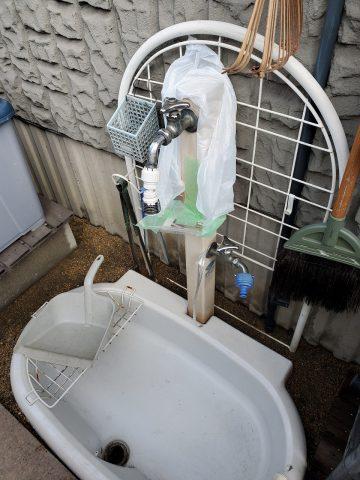 水栓柱修繕