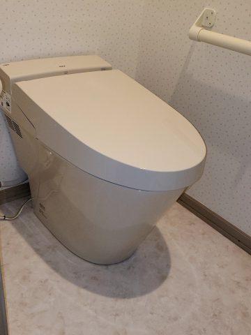 赤穂市 お母様が選ばれたトイレ!