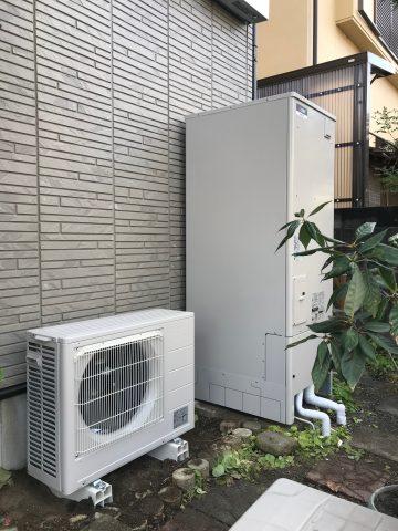 姫路市 壊れる前に電気温水器を取り換えたい