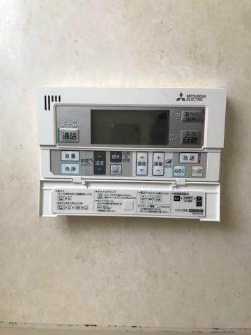 三菱SRT-C375へ取替リモコン
