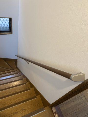 姫路市 階段に手すりをつけたい