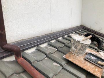 姫路市 漆喰やりかえ工事