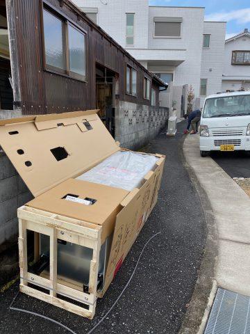 姫路エコキュート交換