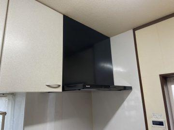 姫路市 レンジフード交換