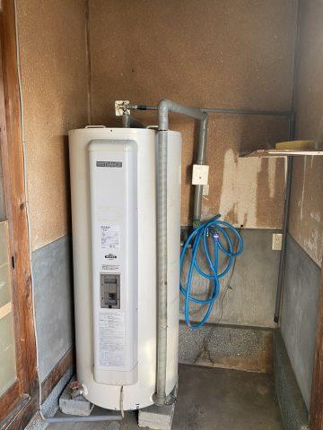 姫路市 電気温水器からエコキュート