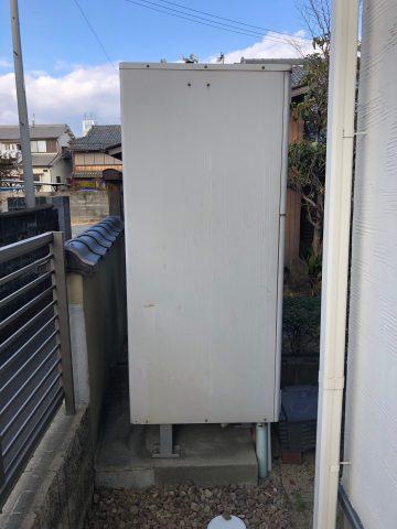 電機温水器からエコキュート 姫路