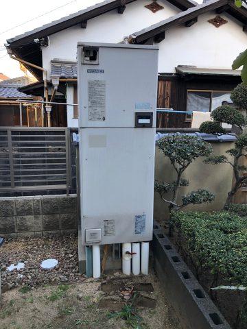 三菱電機温水器からダイキンエコキュート
