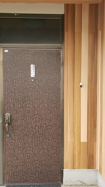 赤穂市 玄関改修工事