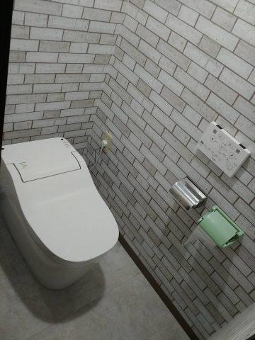 姫路市 トイレリフォーム工事