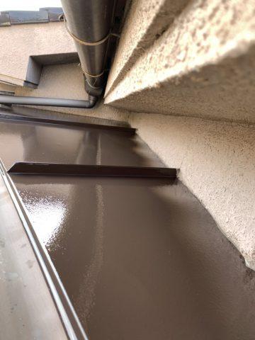 姫路市 屋根板金塗装
