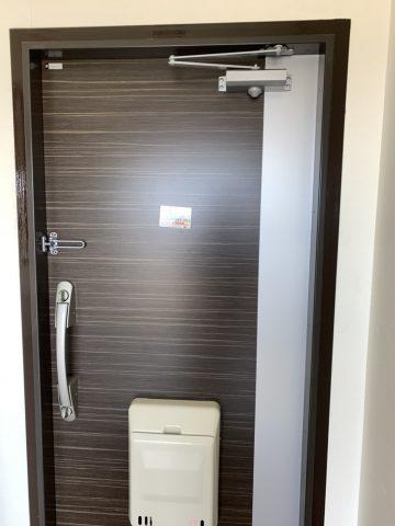ドア工事 姫路 アパート