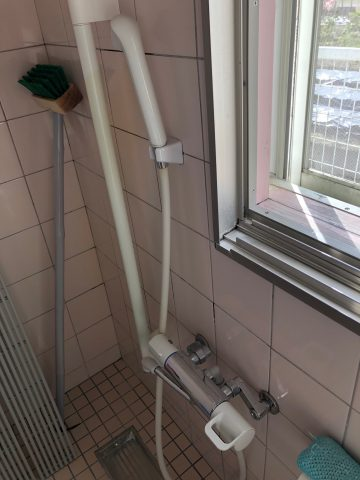 シャワー交換 姫路