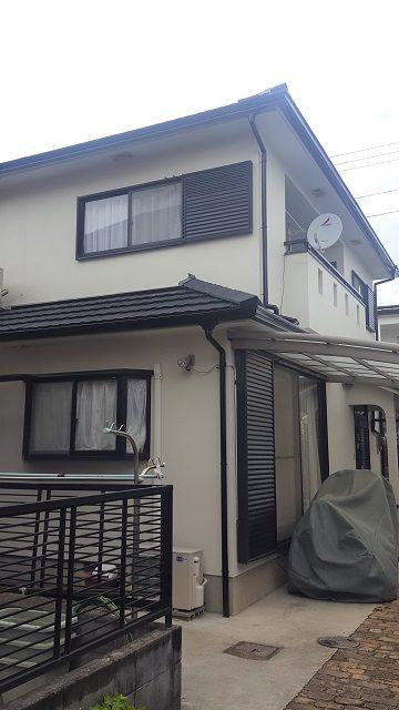 赤穂市 外壁、屋根塗装工事