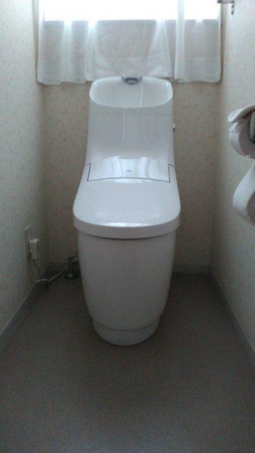姫路市 トイレの便器交換