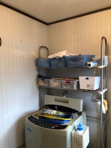 洗濯機 収納 ランドリー収納