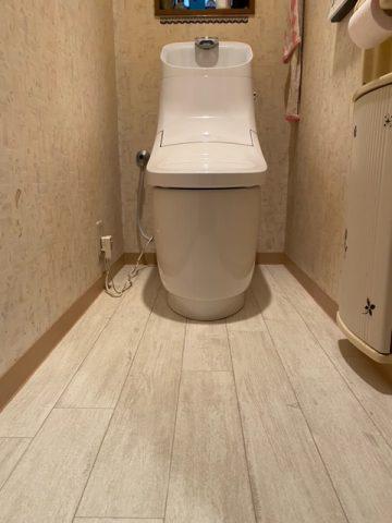姫路市 トイレ取替
