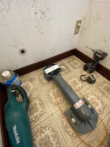 トイレ 排水芯