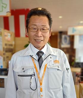 赤穂市のリフォーム専門店オレンジナイトの原田