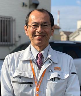 姫路市のリフォーム専門店オレンジナイトの富樫