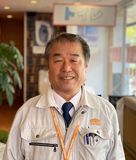 赤穂市のリフォーム専門店オレンジナイトの安井