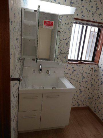 姫路市 洗面室リフォーム