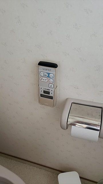 トイレを新しく!施工前