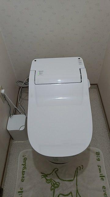 赤穂市   トイレを新しく!