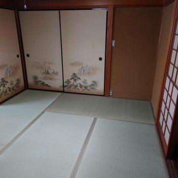姫路市 和室床工事