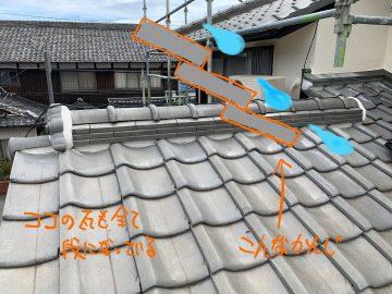 屋根工事 瓦