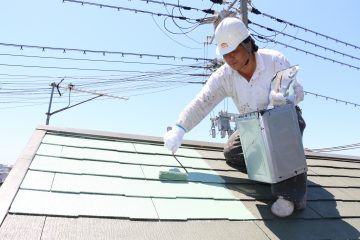 屋根塗装遮熱