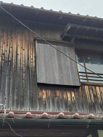 姫路市 雨戸戸袋修繕